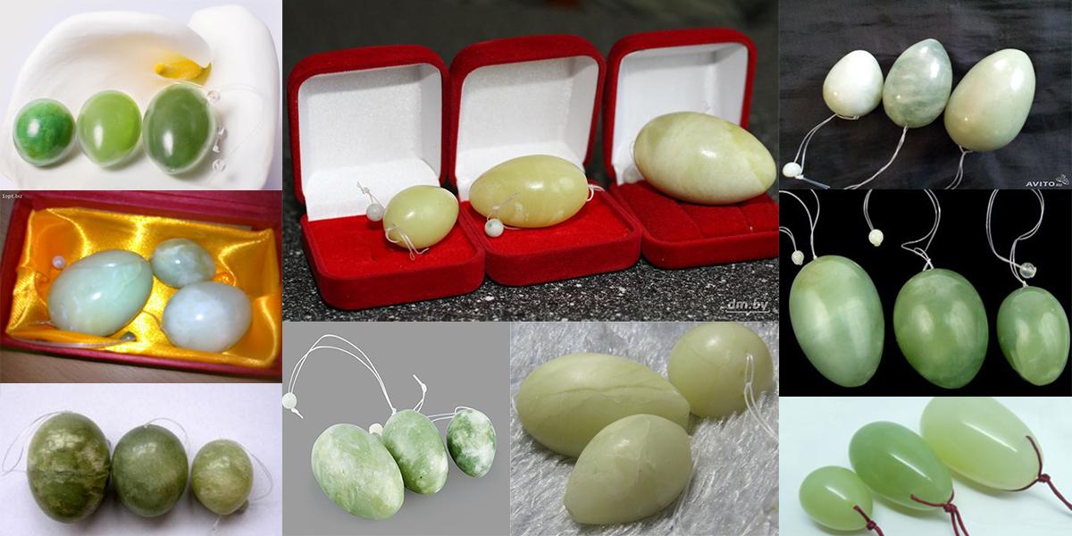 Псевдо-нефритовые яйца