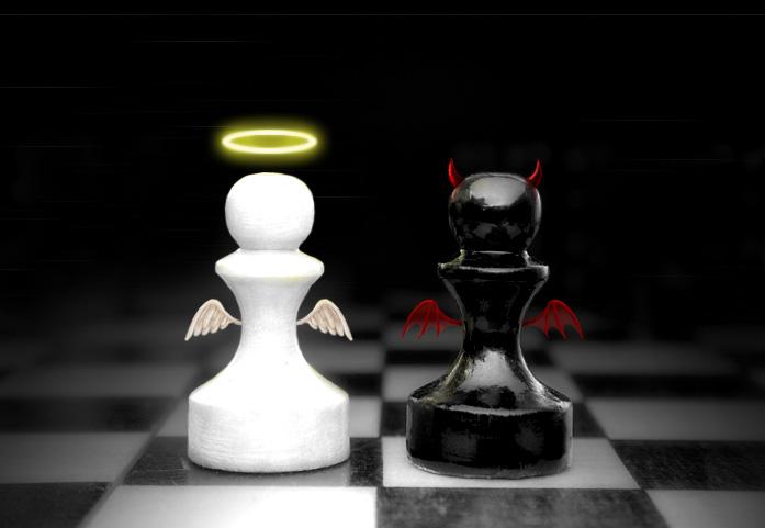 Относительность добра и зла или Кто судит наши поступки?
