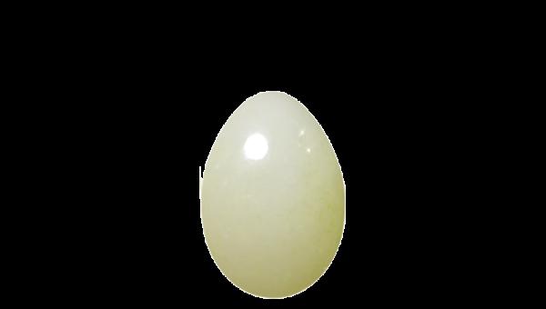 Белое нефритовое яйцо, купить натуральные нефритовые яйца