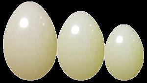 Белые нефритовые яйца, купить натуральные нефритовые яйца